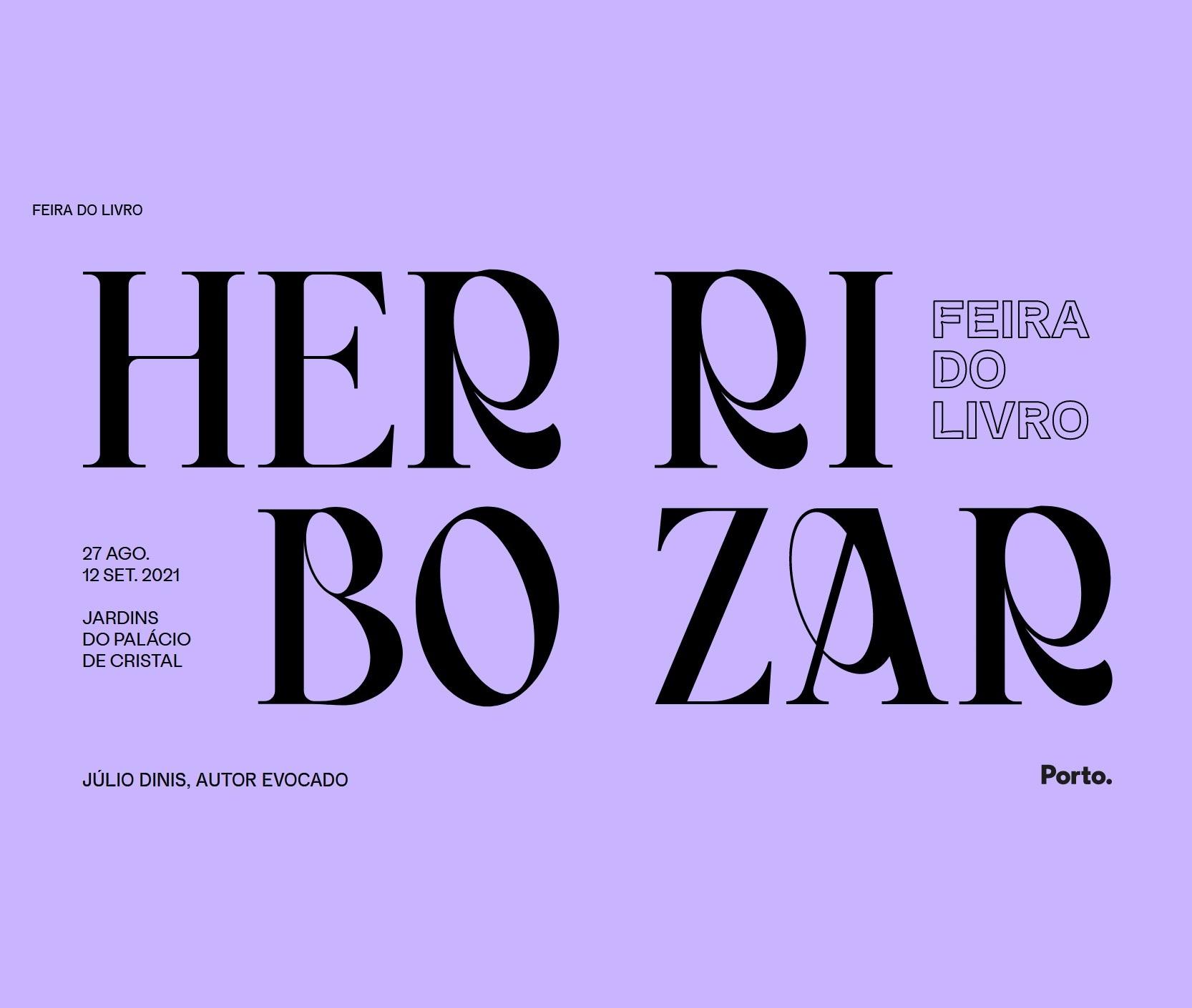 Vem aí mais uma edição da Feira do Livro do Porto